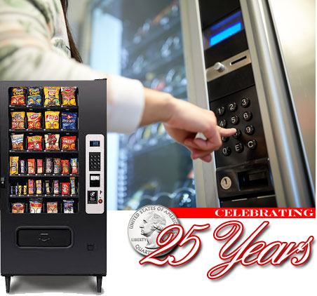 HRI Vending: Celebrating 25 Years