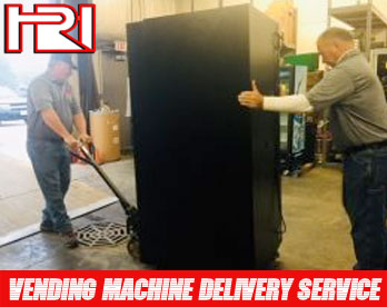 HRI Vending Machine Delivery Service