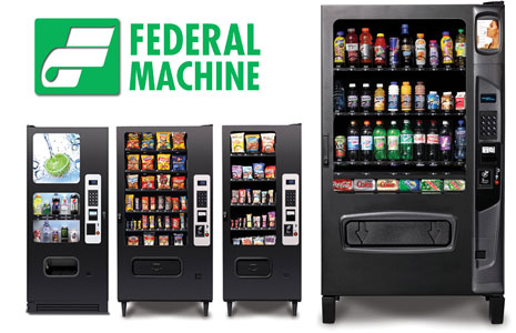 Federal Vending Machines