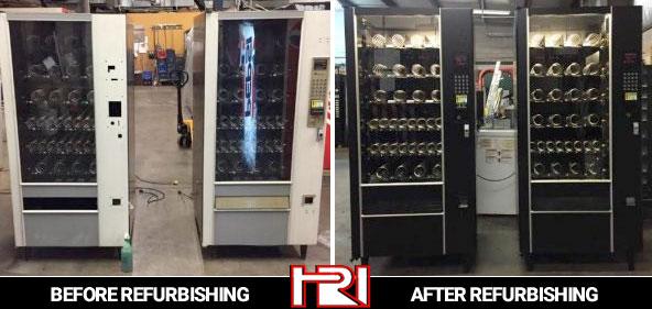 Refurbished Machines