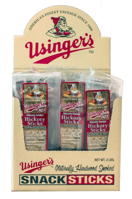 Hot Hickory Sticks