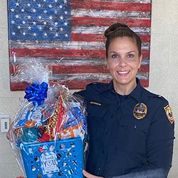 Lt. Jessica Johnson