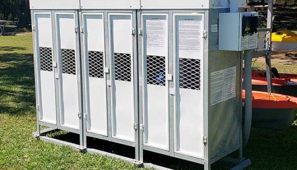 HRI Vending Machines